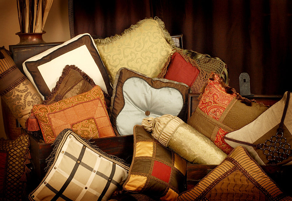 Decorative Throw Pillows Collection